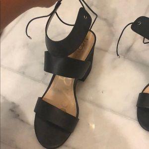 Black Sam Edelman heels